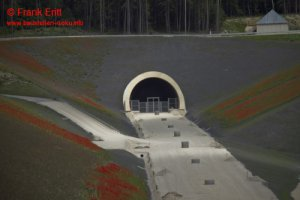 Tunnel Höhnberg (824 m)