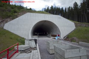 Tunnel Lohmeberg (688 m)